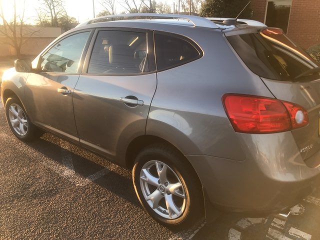 2009 Nissan Rogue SL Knoxville, Tennessee 5