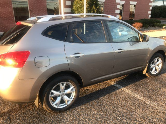 2009 Nissan Rogue SL Knoxville, Tennessee 3