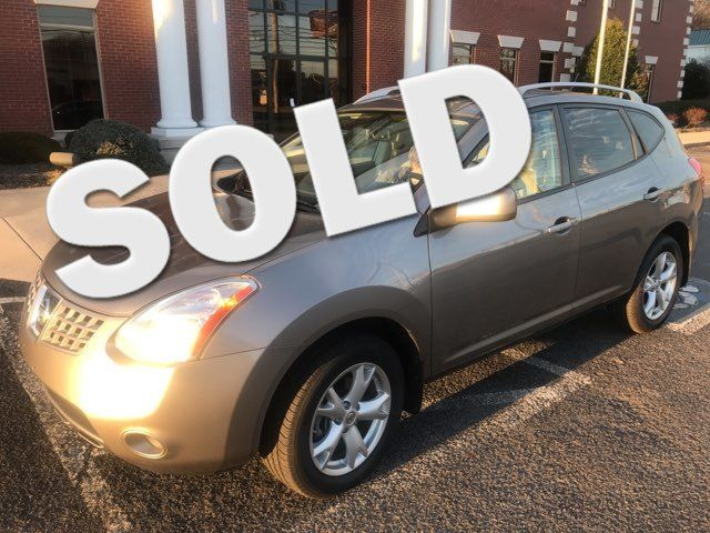 2009 Nissan Rogue SL Knoxville, Tennessee