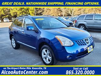 "2009 Nissan Rogue SL AWD Premium Pkg Leather Bose 17"" Alloys in Louisville, TN 37777"
