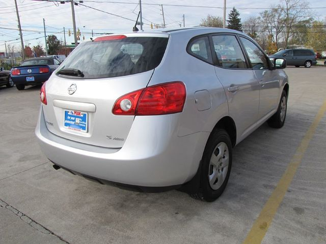 2009 Nissan Rogue S AWD in Medina, OHIO 44256