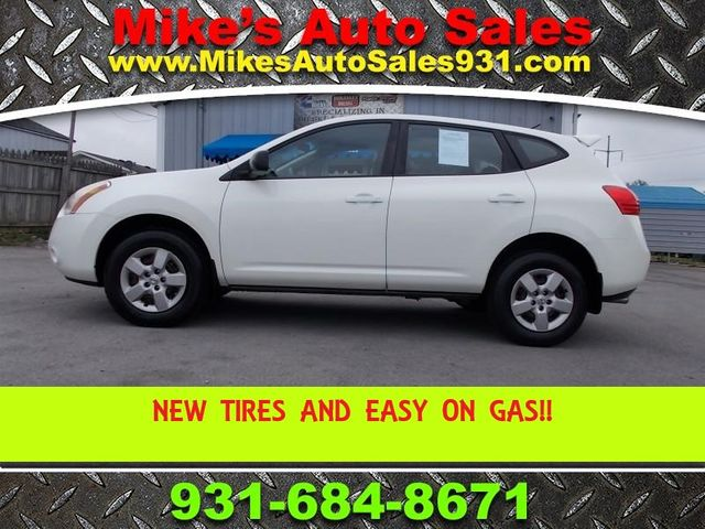 2009 Nissan Rogue S Shelbyville, TN