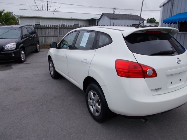 2009 Nissan Rogue S Shelbyville, TN 4