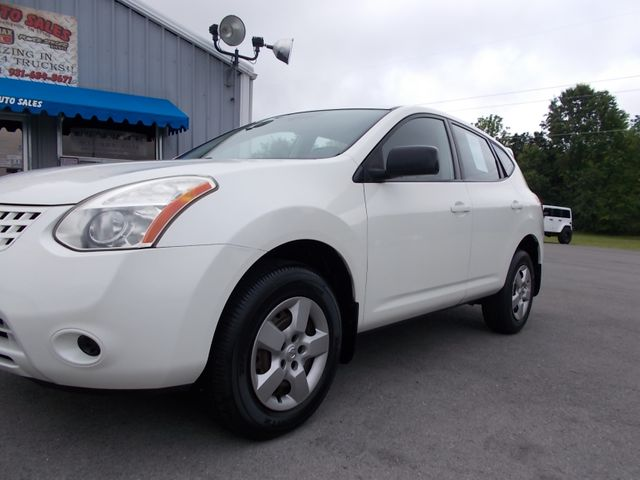 2009 Nissan Rogue S Shelbyville, TN 5