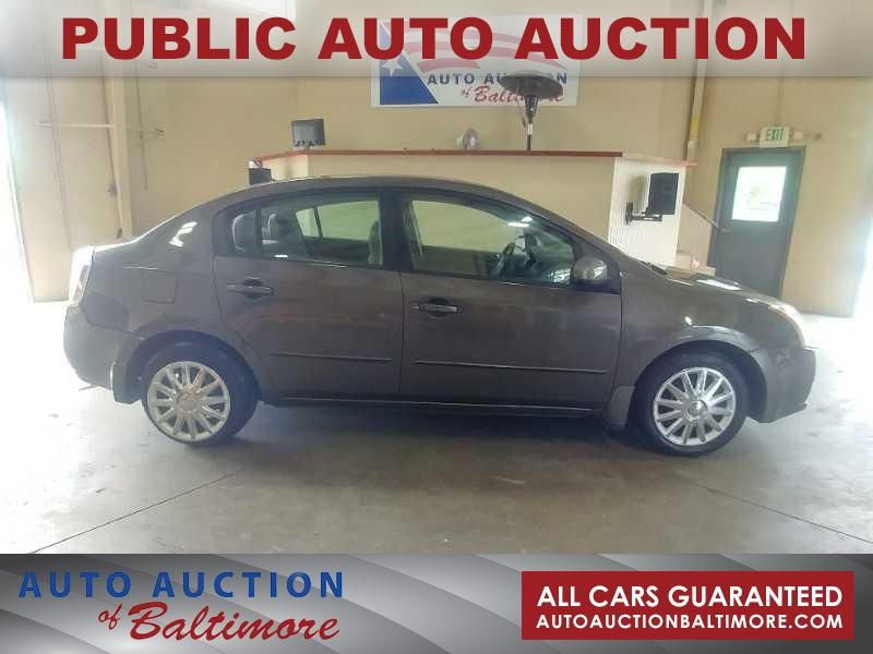 2009 Nissan Sentra 2.0 S FE+ | JOPPA, MD | Auto Auction of Baltimore  in JOPPA MD
