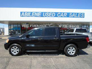 2009 Nissan Titan SE  Abilene TX  Abilene Used Car Sales  in Abilene, TX