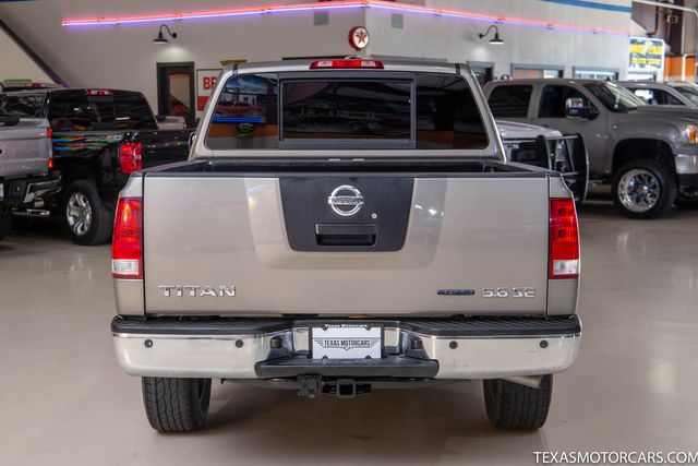2009 Nissan Titan 4x4 SE in Addison, Texas 75001