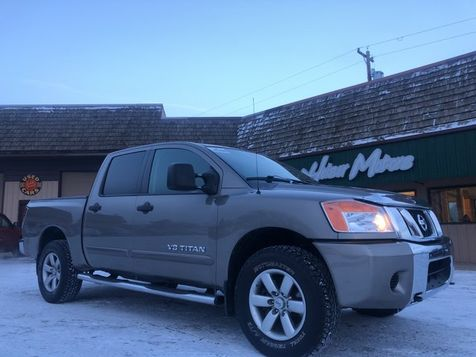 2009 Nissan Titan SE in Dickinson, ND