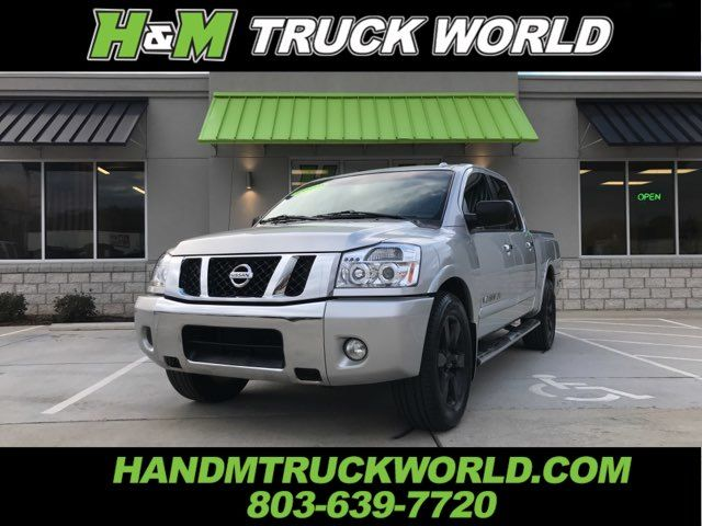 2009 Nissan Titan LE *CREW-CAB* LEATHER
