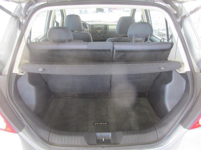 2009 Nissan Versa 1.8 SL Gardena, California 10