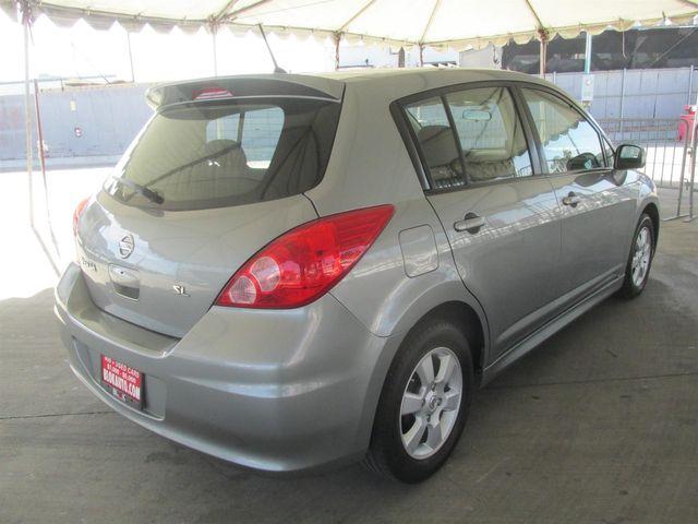 2009 Nissan Versa 1.8 SL Gardena, California 2