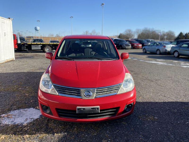 2009 Nissan Versa 18 SL  city MD  South County Public Auto Auction  in Harwood, MD