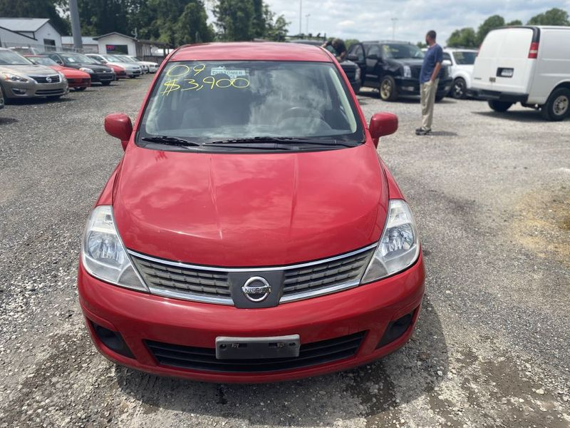 2009 Nissan Versa 18 S  city MD  South County Public Auto Auction  in Harwood, MD