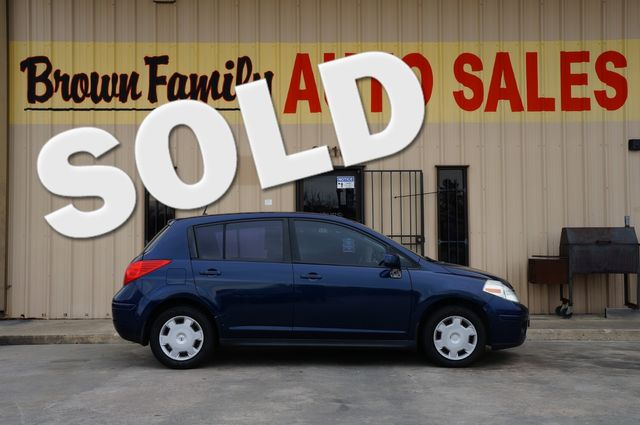 2009 Nissan Versa 1.8 S | Houston, TX | Brown Family Auto Sales in Houston TX