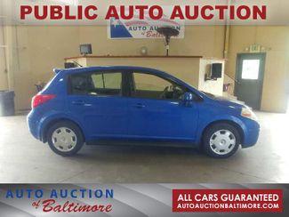 2009 Nissan Versa 1.8 S   JOPPA, MD   Auto Auction of Baltimore  in Joppa MD
