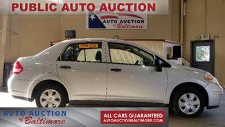2009 Nissan Versa 1.6   JOPPA, MD   Auto Auction of Baltimore  in Joppa MD