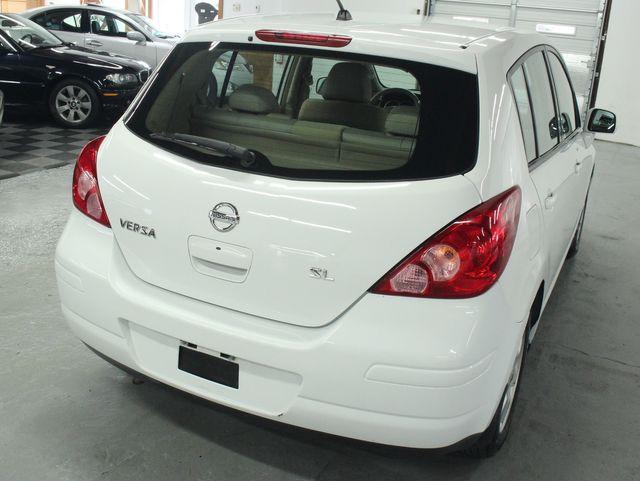 2009 Nissan Versa 1.8 SL Hatchback Kensington, Maryland 11