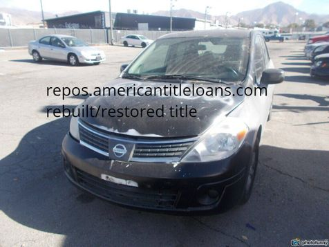 2009 Nissan Versa 1.8 SL in Salt Lake City, UT