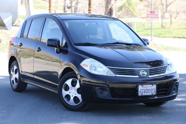2009 Nissan Versa 1.8 S 6-SPEED Santa Clarita, CA 3
