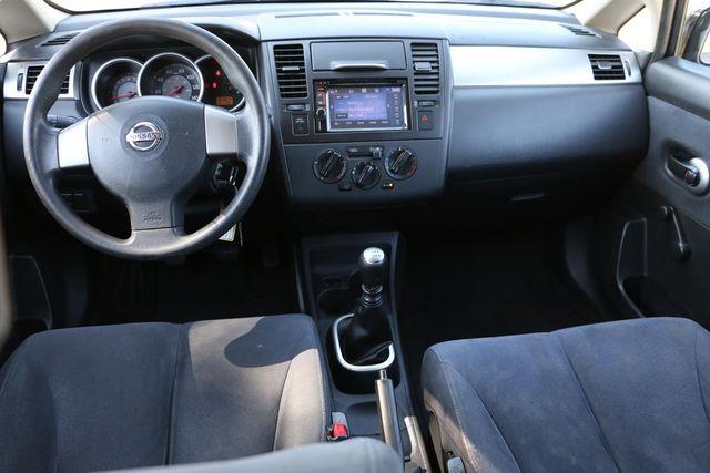 2009 Nissan Versa 1.8 S 6-SPEED Santa Clarita, CA 7