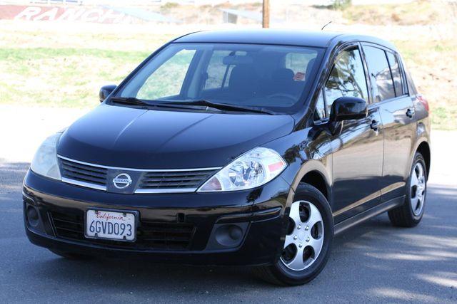 2009 Nissan Versa 1.8 S 6-SPEED Santa Clarita, CA 4