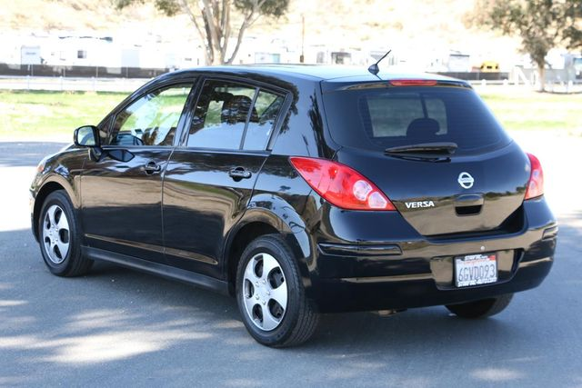 2009 Nissan Versa 1.8 S 6-SPEED Santa Clarita, CA 5