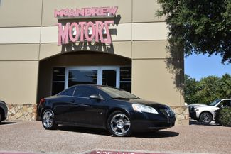 2009 Pontiac G6 ROADSTER GT W/1SA in Arlington, Texas 76013
