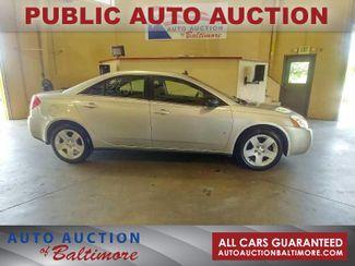 2009 Pontiac G6 w/1SA *Ltd Avail*   JOPPA, MD   Auto Auction of Baltimore  in Joppa MD