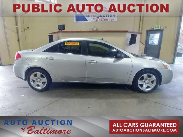 2009 Pontiac G6 in JOPPA MD