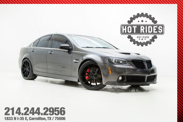 2009 Pontiac G8 GT Cammed With Many Upgrades