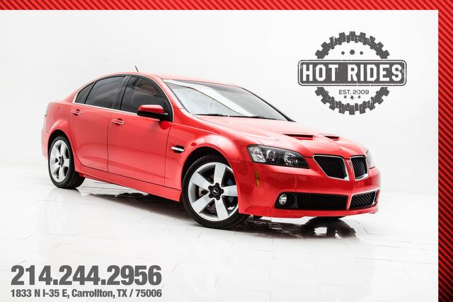 2009 Pontiac G8 GT With Upgrades