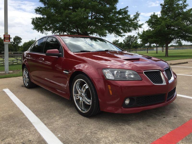 2009 Pontiac G8 GT Rare Find! in Rowlett, Texas