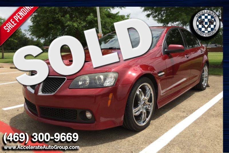 2009 Pontiac G8 GT Rare Find! in Rowlett Texas
