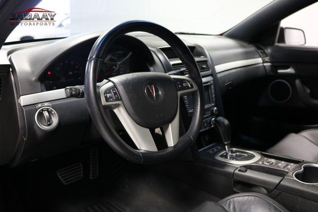 2009 Pontiac G8 GT Merrillville, Indiana 9