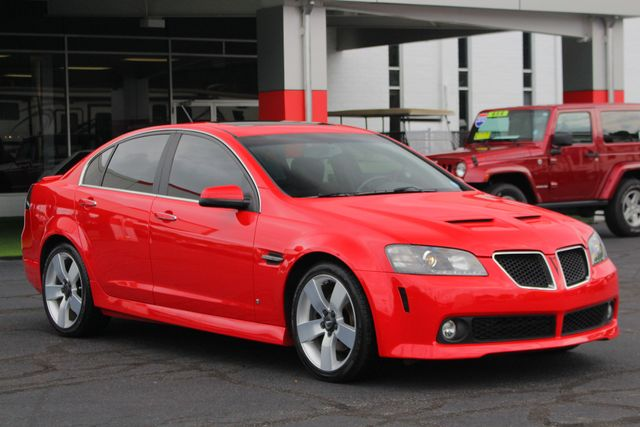 2009 Pontiac G8 GT- PREMIUM & SPORT PKG - SUNROOF - ALL OPTIONS!!! Mooresville , NC 22