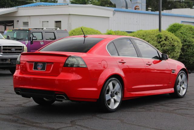 2009 Pontiac G8 GT- PREMIUM & SPORT PKG - SUNROOF - ALL OPTIONS!!! Mooresville , NC 24