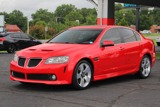 2009 Pontiac G8 GT- PREMIUM & SPORT PKG - SUNROOF - ALL OPTIONS!!! Mooresville , NC 23