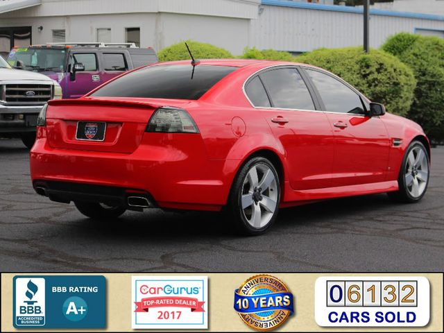 2009 Pontiac G8 GT- PREMIUM & SPORT PKG - SUNROOF - ALL OPTIONS!!! Mooresville , NC 2