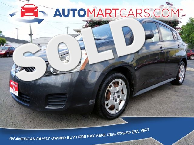 2009 Pontiac Vibe w/1SB in Nashville, Tennessee 37211