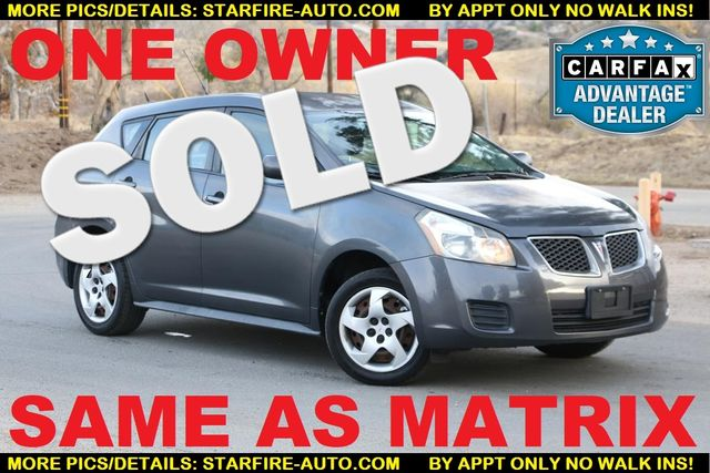 2009 Pontiac Vibe w/1SA in Santa Clarita, CA 91390