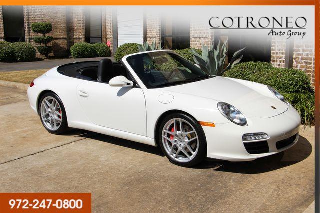 2009 Porsche 911 Carrera S Cabriolet in Addison, TX 75001