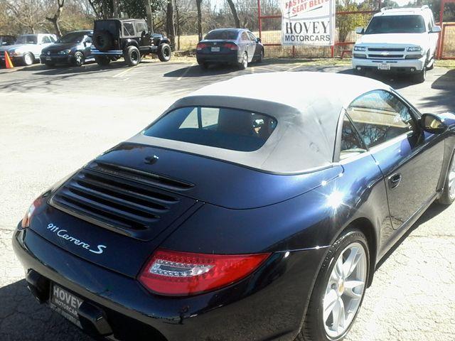 2009 Porsche 911 Carrera Boerne, Texas 12