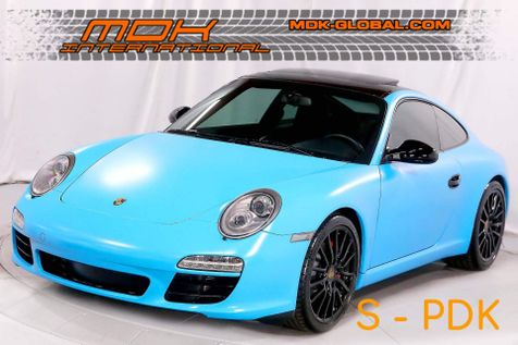 2009 Porsche 911 Carrera S - Sport Chrono Plus - PDK - 19