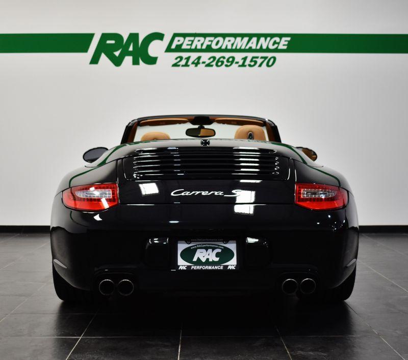 2009 Porsche 911 Carrera S Cabriolet in Carrollton, TX