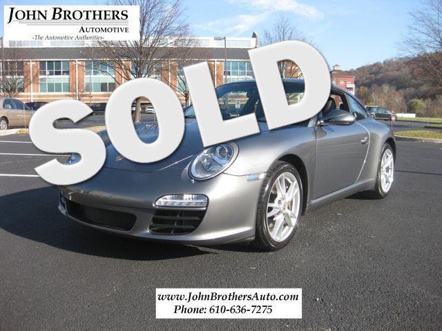2009 Sold Porsche 911 Carrera PDK Conshohocken, Pennsylvania