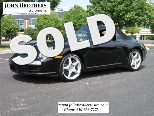 2009 Sold Porsche 911 Carrera Conshohocken, Pennsylvania