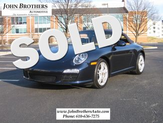 2009 Sold Porsche 911 Carrera Convertible (997.2) Conshohocken, Pennsylvania