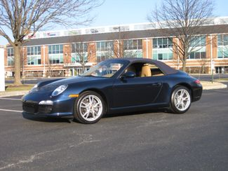 2009 Sold Porsche 911 Carrera Convertible (997.2) Conshohocken, Pennsylvania 1