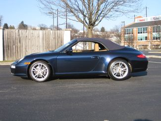 2009 Sold Porsche 911 Carrera Convertible (997.2) Conshohocken, Pennsylvania 2