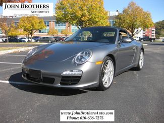 2009 Porsche 911 Carrera Convertible Conshohocken, Pennsylvania